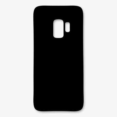 How Expert Phone Case   Samsung Black T-Shirt Front