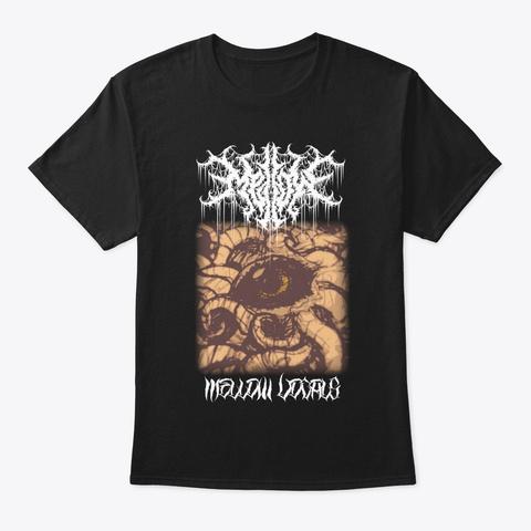 Vii Cover Shirt Black T-Shirt Front