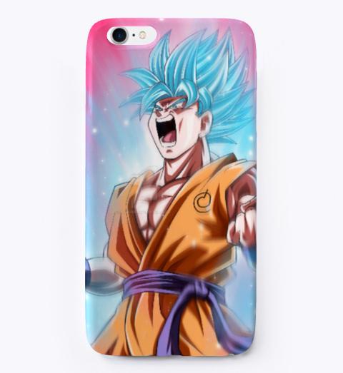 cover iphone 11 goku kaioken