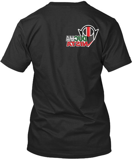 !Duchanista! 2016 Black T-Shirt Back