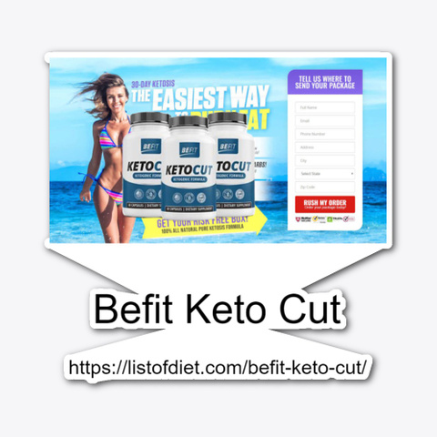 Befit Keto Cut Pills Review For Usa 2020 Standard T-Shirt Front