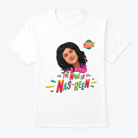 78d780c3 Nasreen's Exclusive Products from Nasreen & Pardesi Store | Teespring