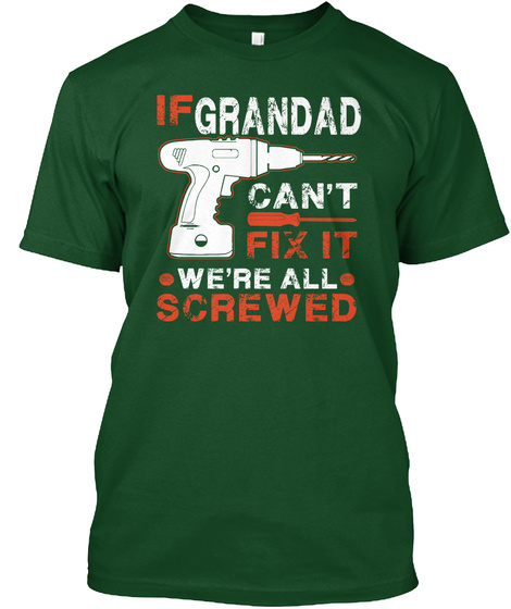 If Grandad Can't Fix It We're All Screwed  Deep Forest Kaos Front
