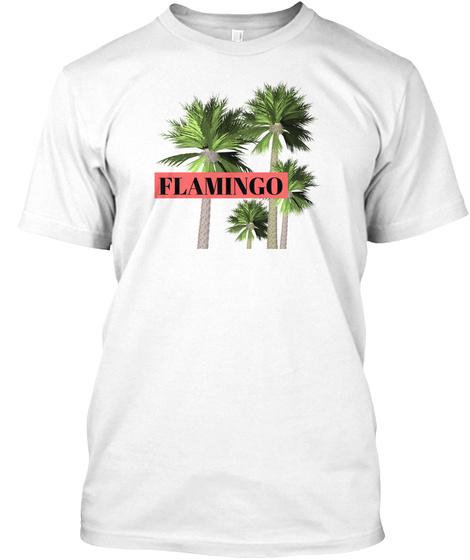 Summer White T-Shirt Front