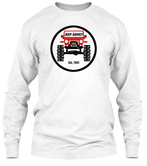Jeep Addict SIGNATURE Collection Hoodie Tshirt