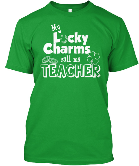 I Have A Classroom Full of Lucky Charms St Patricks Day Teacher Unisex Hoodie