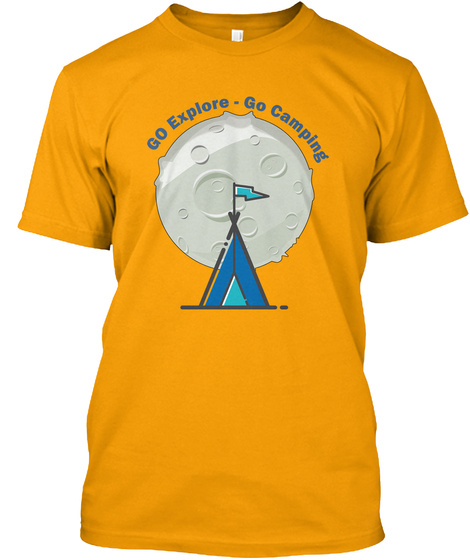 T Shirt Go Explore