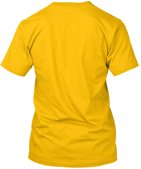 Nes Game   Blow Me! Gold T-Shirt Back