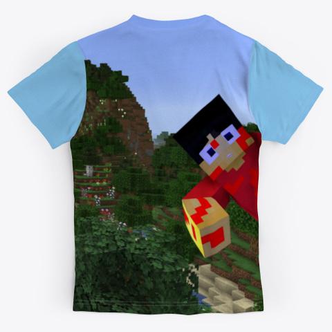 édition Limitée   M Colo Light Blue T-Shirt Back