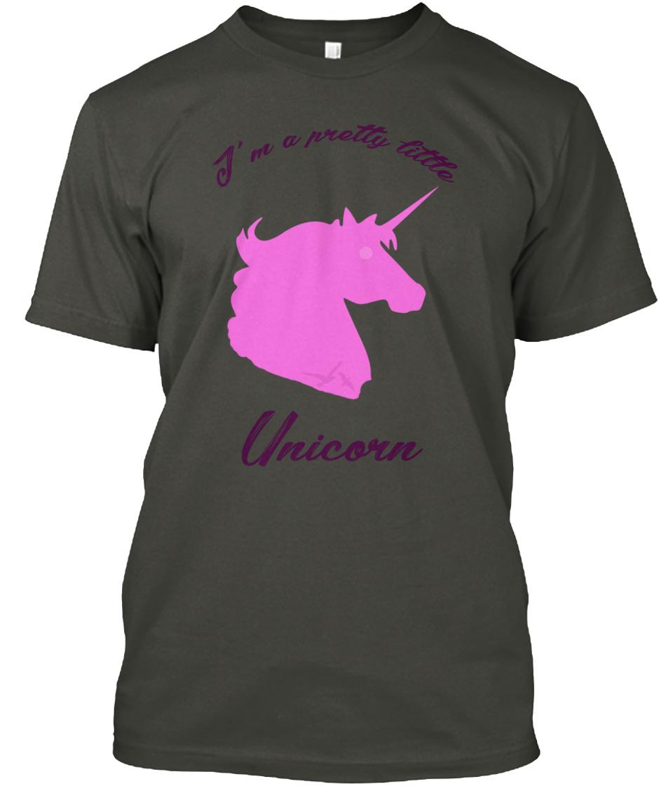 Details about  /HyFASHION Little Unicorn Dreamer T-Shirt