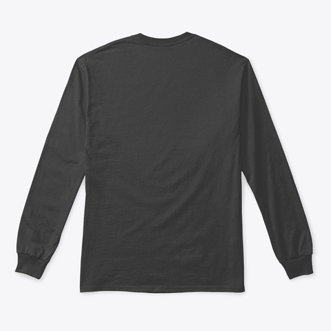 Choose We Can't Have Both Dark Heather T-Shirt Back