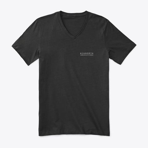 Truckers Roadranger Gear Change T Shirt Black T-Shirt Front