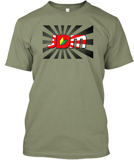 11M - JDM Unisex Tshirt