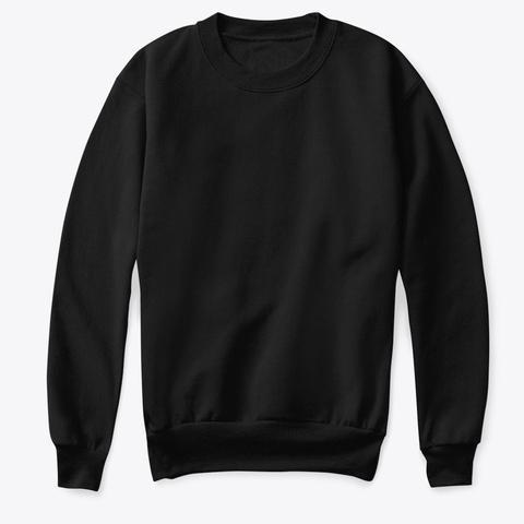 How Expert Kids Sweater Black T-Shirt Front
