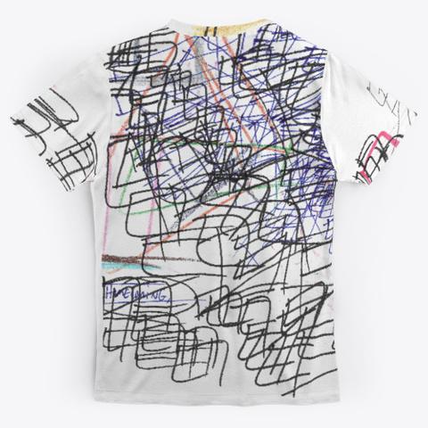 Torii Homecoming Tee Standard T-Shirt Back