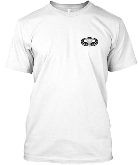 Eta: 2 Minutes White T-Shirt Front