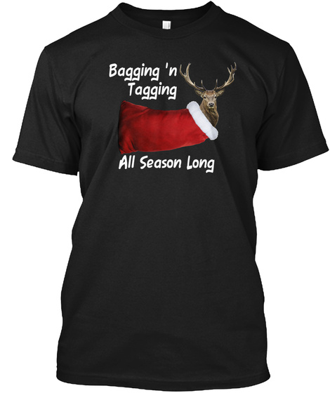 764b37dde Deer Buck Hunter Bag Tag Funny Holiday Products from Hunting Shirts ...