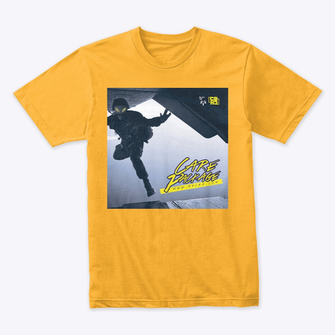 Care Package Gold T-Shirt Front