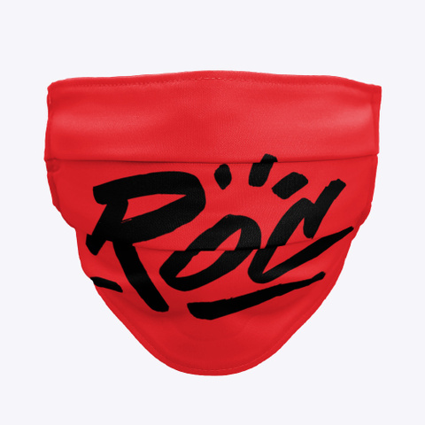 Ryan Cassata Roc Collection Red T-Shirt Front