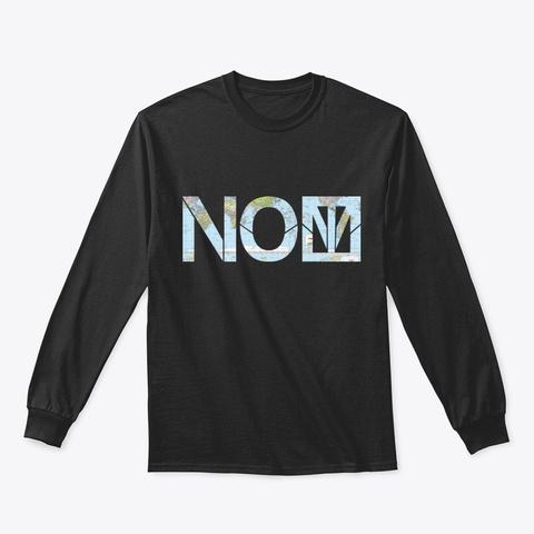 Nomi Chronicles Black T-Shirt Front
