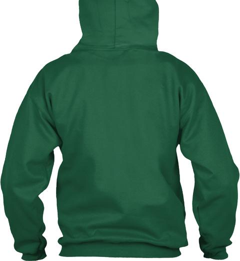 #Aj4 Life.....Let 'em Know!! Forest Green Maglietta Back