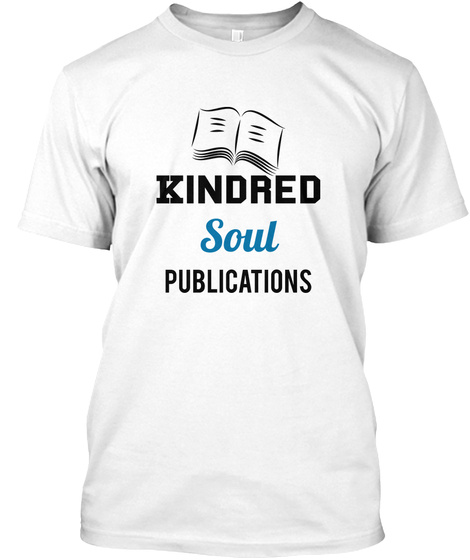 Kindred Soul Publications White Camiseta Front