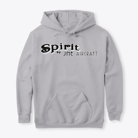 Spirit By Jne (Violet/Blue) Sport Grey T-Shirt Front