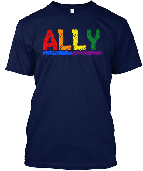 Ally T-Shirt Front