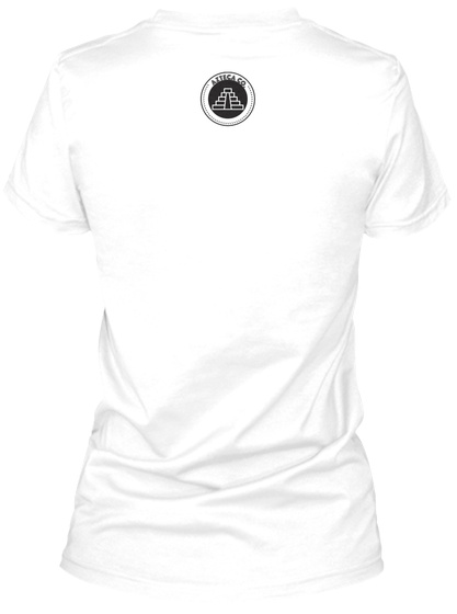 Durango Tee (Women's) White T-Shirt Back