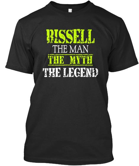 BISSELL man shirt Unisex Tshirt