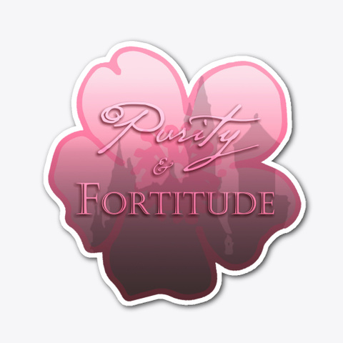 Purity & Fortitude Standard T-Shirt Front