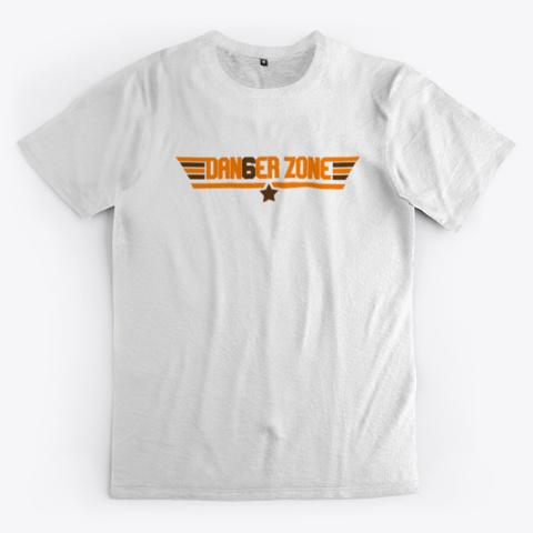 Cleveland's Danger Zone Standard T-Shirt Front