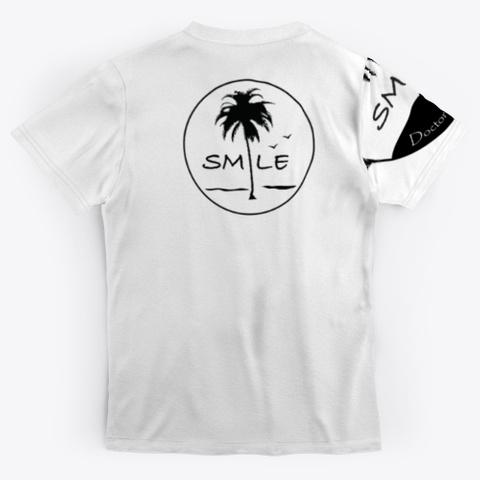 Smiley T Standard T-Shirt Back