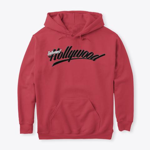 Ih Vs1 Hoodie Cardinal Red Sweatshirt Front