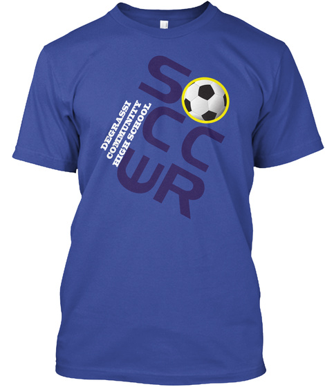 25fd5deca5c Degrassi High Soccer Products from Green Tarsier Tee s