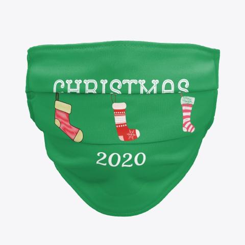 Christmas 2020 Green T-Shirt Front