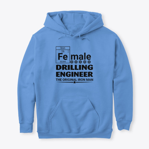 Female Drilling Engineer LongSleeve Tee