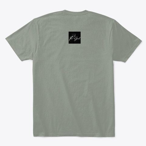 Savage Dna Grey T-Shirt Back