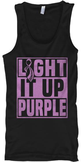 Light It Up Purple Lupus Awareness Products Teespring