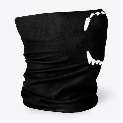 Fangs O.G. Collection Black T-Shirt Side