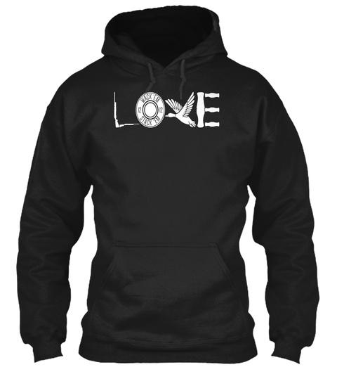 Love 12 Wack Em 12 Stack Em Black T-Shirt Front