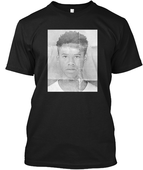 Free Tay K 47 #The Race Black T-Shirt Front