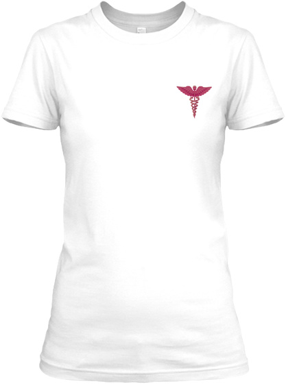 Proud Cna  Shirt White T-Shirt Front