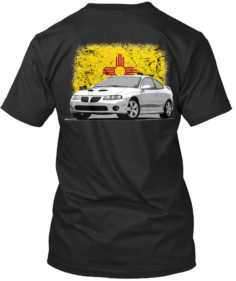 0506 silver New Mexico Unisex Tshirt