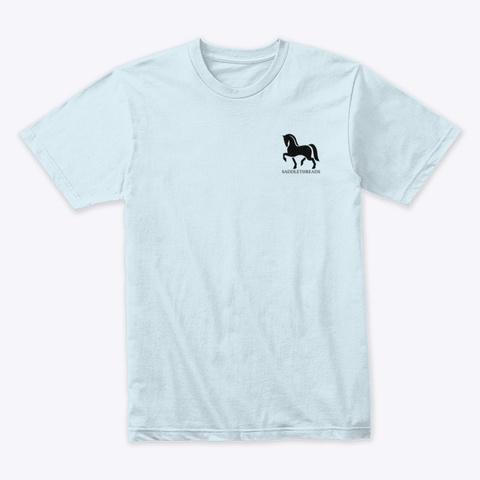 2019 World Grand Champions Light Blue T-Shirt Front