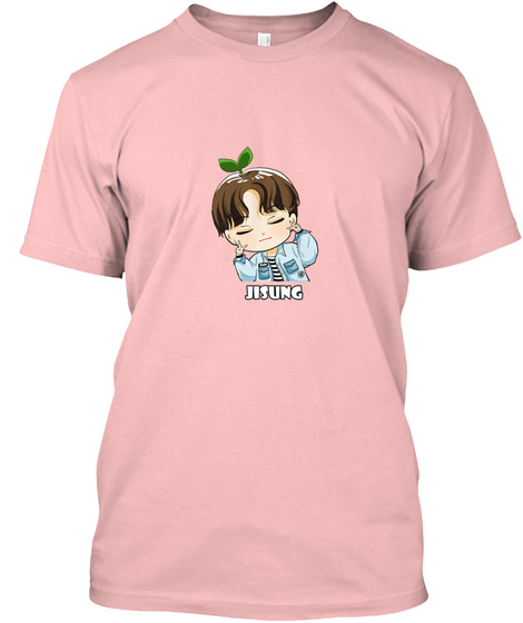 fb206bc5f Stray Kids Jisung Chibi Tshirt/ Products from KPOP STRAY KIDS ...