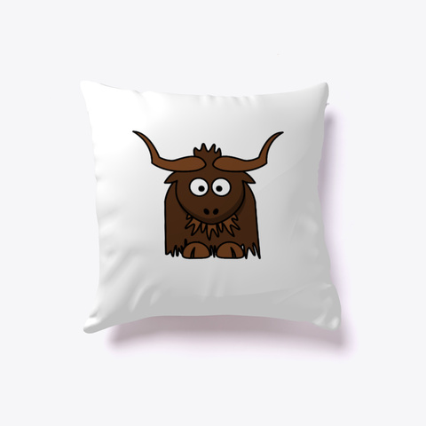 Best Animal Pillows   Limited Edition White T-Shirt Front