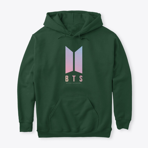 Bulletproof Boyscouts Forest Green T-Shirt Front