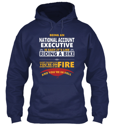 NATIONAL ACCOUNT EXECUTIVE Unisex Tshirt