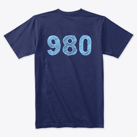 980 Charlotte Concord Stateville Unisex Tshirt
